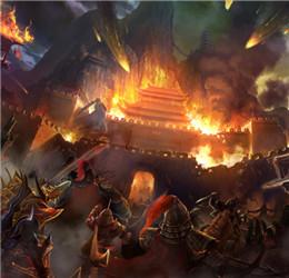 铁血皇城游戏图鉴-战攻城
